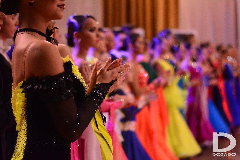 Итоги II турнира по спортивным танцам «Кубок Вдохновение — 2015