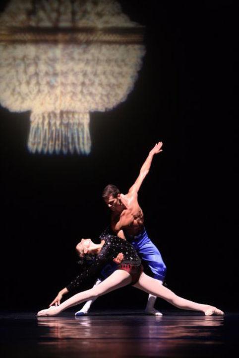 Участники международной программы фестиваля Martha Graham Dance Company (США)