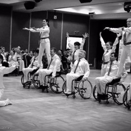В Москве прошел III Международный благотворительный танцевальный фестиваль «Inclusive dance»