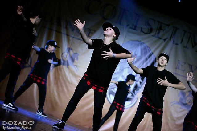 COLISEUM фестиваль современных танцевальных направлений Артем Глотов