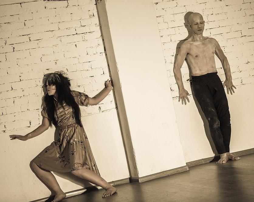 буто, нестандартная хореография