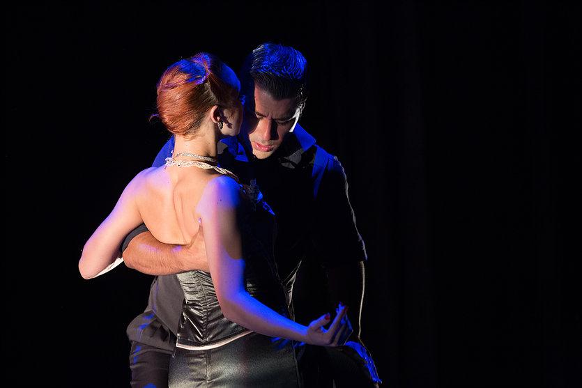 Танго: внутри пары