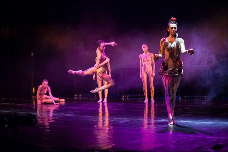 Фото: Владимир Луповской, современная хореография , Сона Овсепян