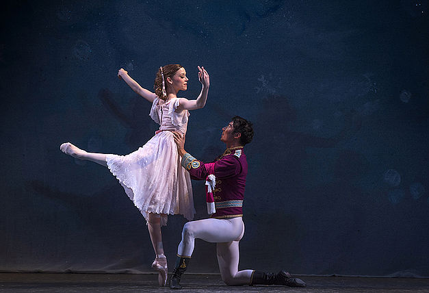 Pittsburgh Ballet Theatre's production of The Nutcracker