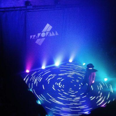 Реформа, фестиваль экспериментального танца