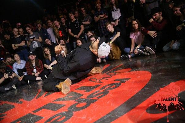 Судья фестиваля по паппингу, звезда фильма Step Up 3D - BOOGIE FRANTICK