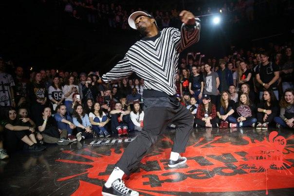 FABRICE судейский выход по хип-хоп