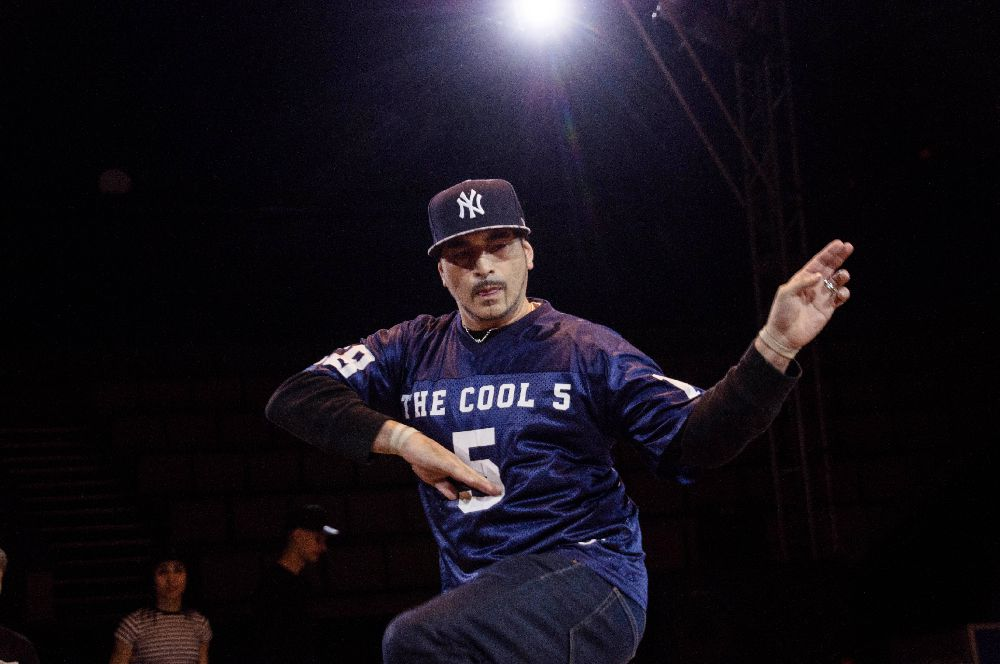 Интервью с легендой хип хопа Mr. Wiggles на SNIPES FUNKIN' STYLEZ.