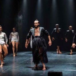 Современная хореография в Израиле. Интервью с Ксюшей Суши