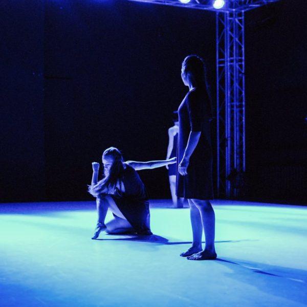 """Хореодром в ЗИЛе, спектакли """"Оркестр"""" и """"Начало"""", Dozado"""