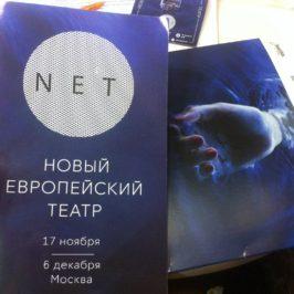 марина давыдова, ирина прохорова,театральный фестиваль NET 2016, новый европейский театр, электротеатр станиславский, dozado