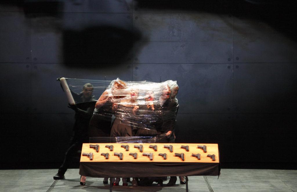 Vangelo, dozado, net фестиваль 2016. театр наций, пиппо дельбоно