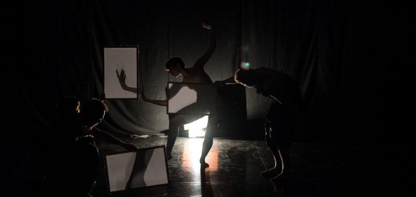 Пластический спектакль «Части тела»
