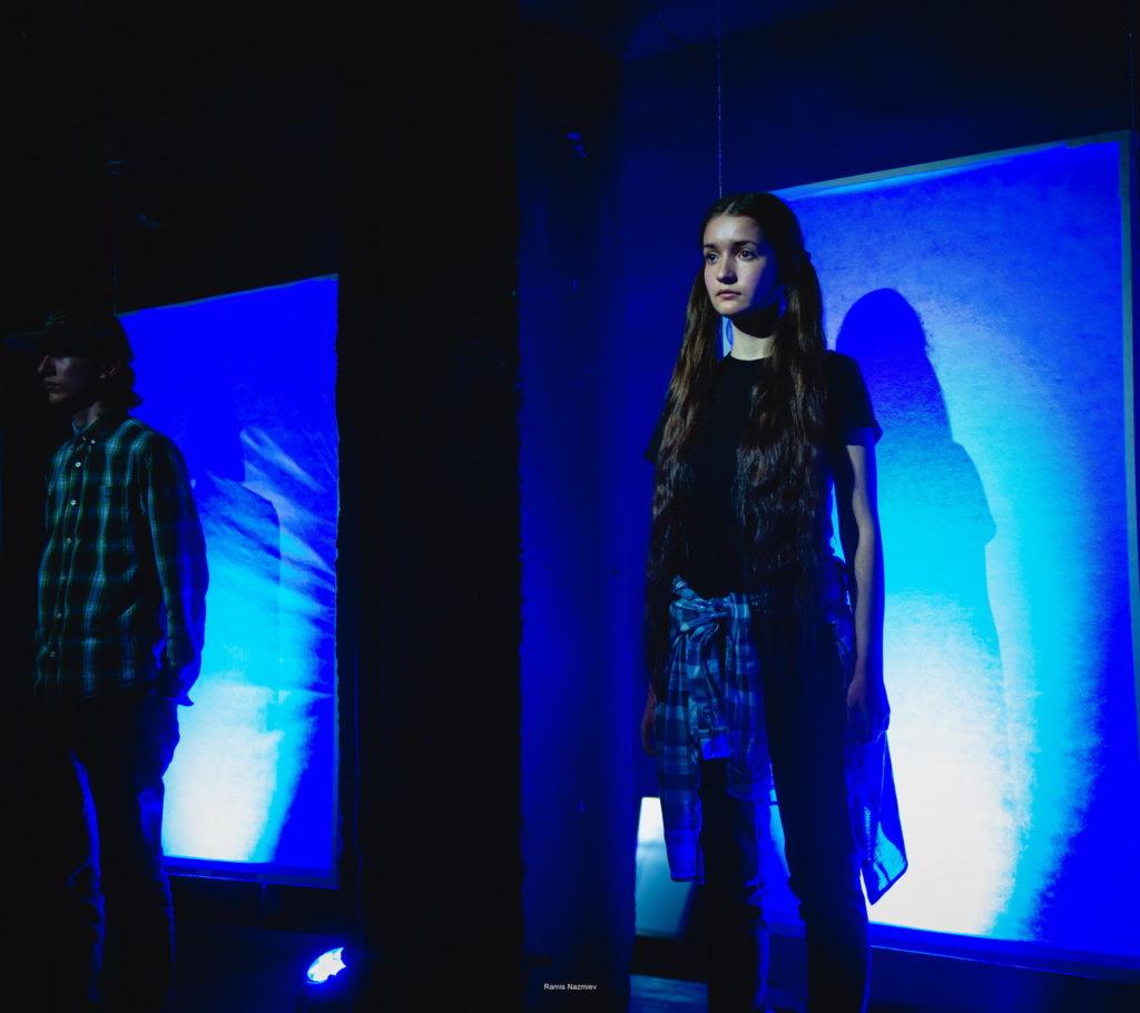 карина и дрон, фестиваль театра NET 2016, dozado