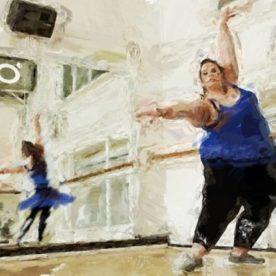 Тест для танцоров, Дозадо