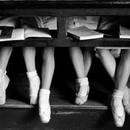 Тест: Насколько ты балетно прокачан?