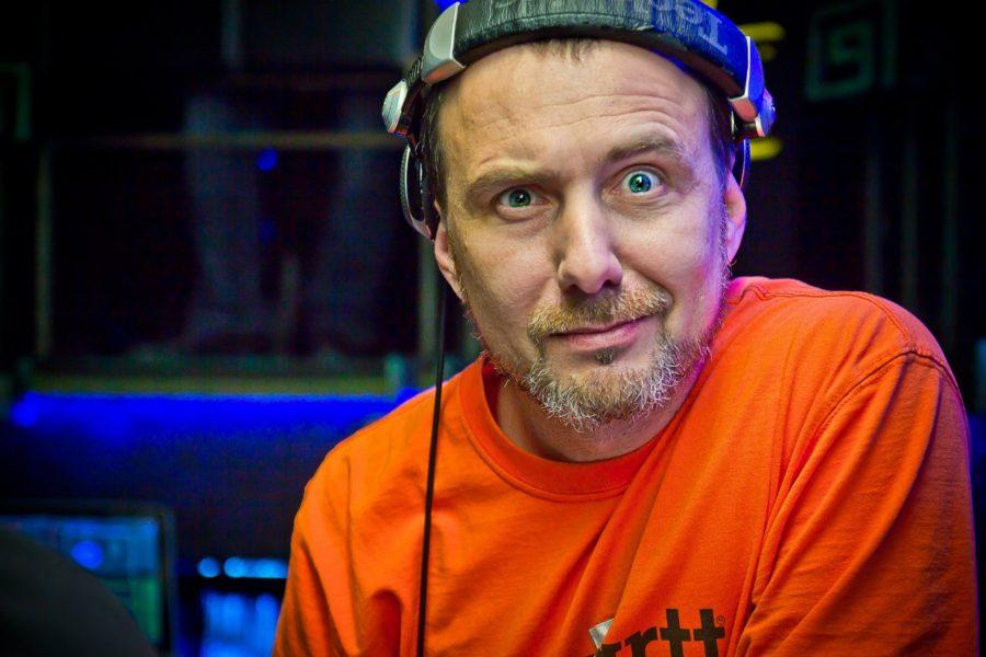DJ Topor da boogie crew dozado