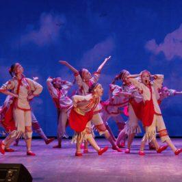 «Effacee» — детский театр танца, Гран-при Грантового конкурса
