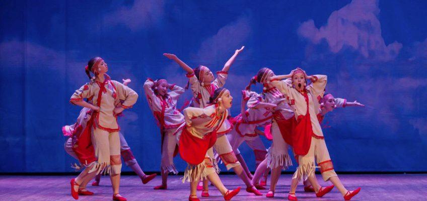 театр танца Effacee dozado
