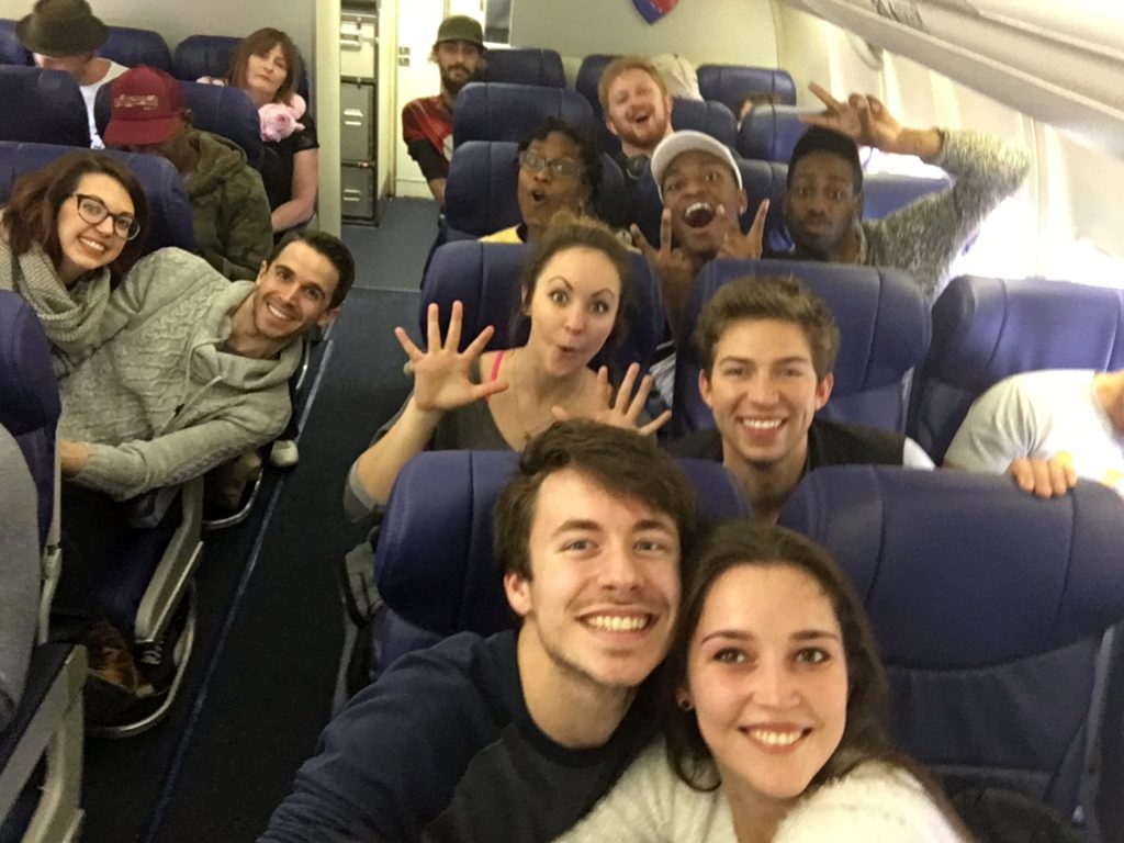 летим в Сиэттл!