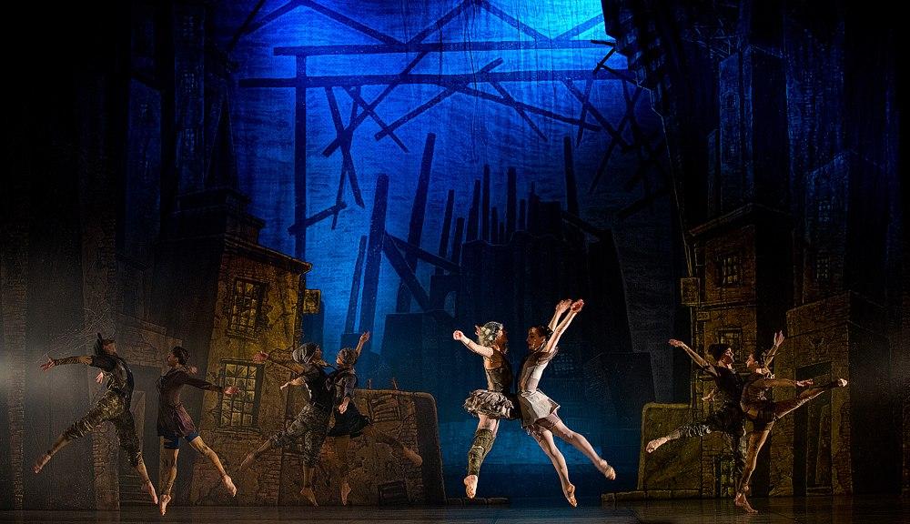 жизель , раду поклитару, фестиваль хореографии Витебск IFMC