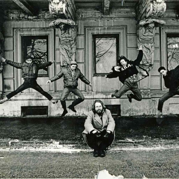 Фото из личного архива Романа Козлова  (Резинового)