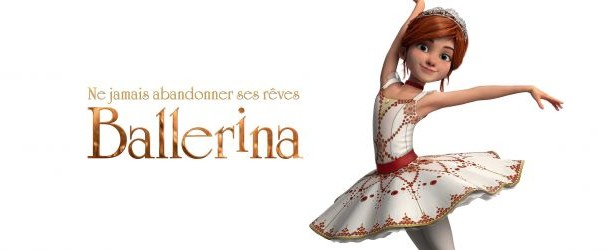 балерина. мультфильм