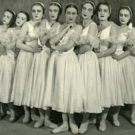 Юбилей танцовщицы, хореографа и педагога Нины Семилетниковой
