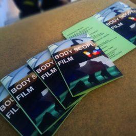 Показ короткометражных фильмов в рамках проекта Body Scope