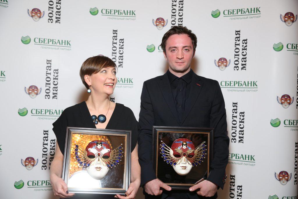 Елена Тупысева и Антон Пимонов, балет москва, золотая маска, dozado