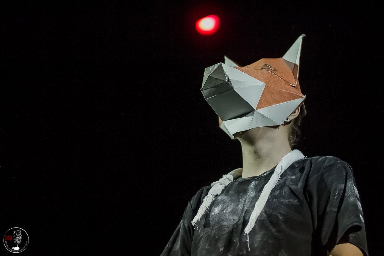 Фото девушка маска карнавал