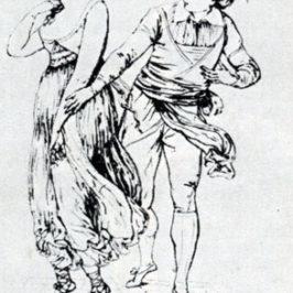 Сальваторе Вигано и Мария Медина - его жена