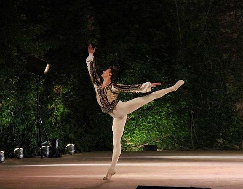 hugo marchand, james bort, paris opera ballet , benois de la danse, dozado, interview