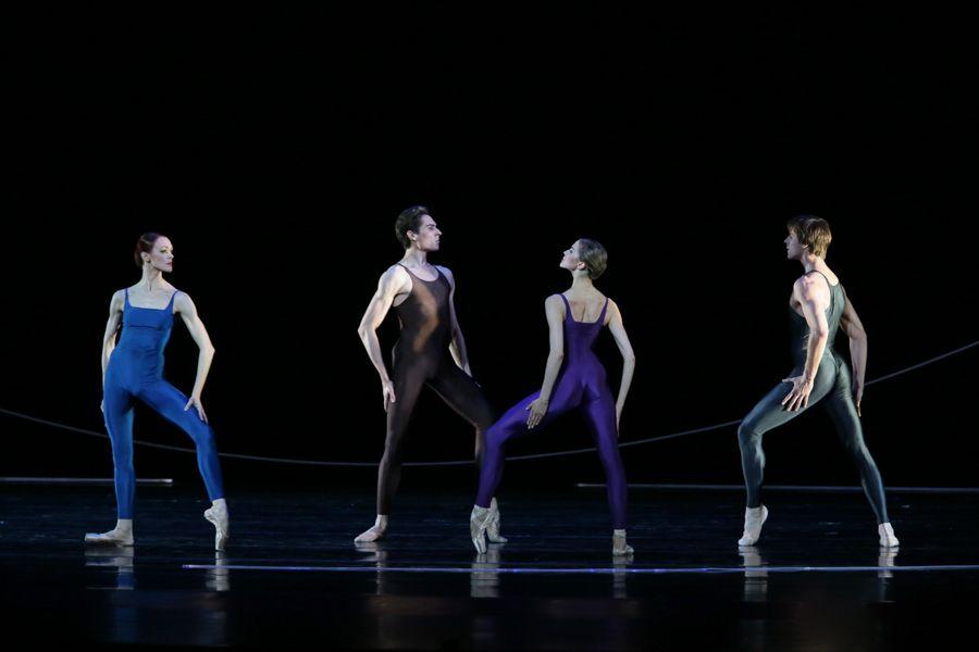 ханс ван манен, мариинский театр, балет