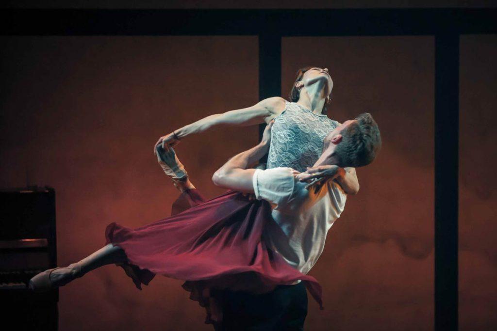 крейцерова соната, балет москва. цим, бетховен