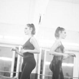 Мастер-класс Светланы Хоружиной — хореография Боба Фосси