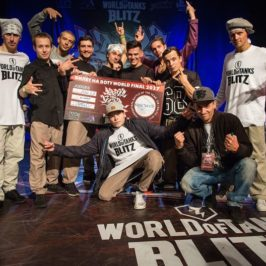 BEST CREW - BOTY RUSSIA (CIS/BALTIC 2017): Kienjuice / RUSSIA - WINNER