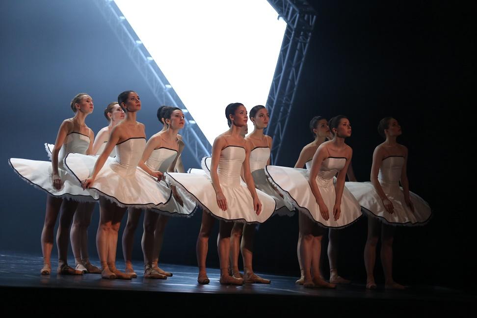 тюль, балет, александр экман