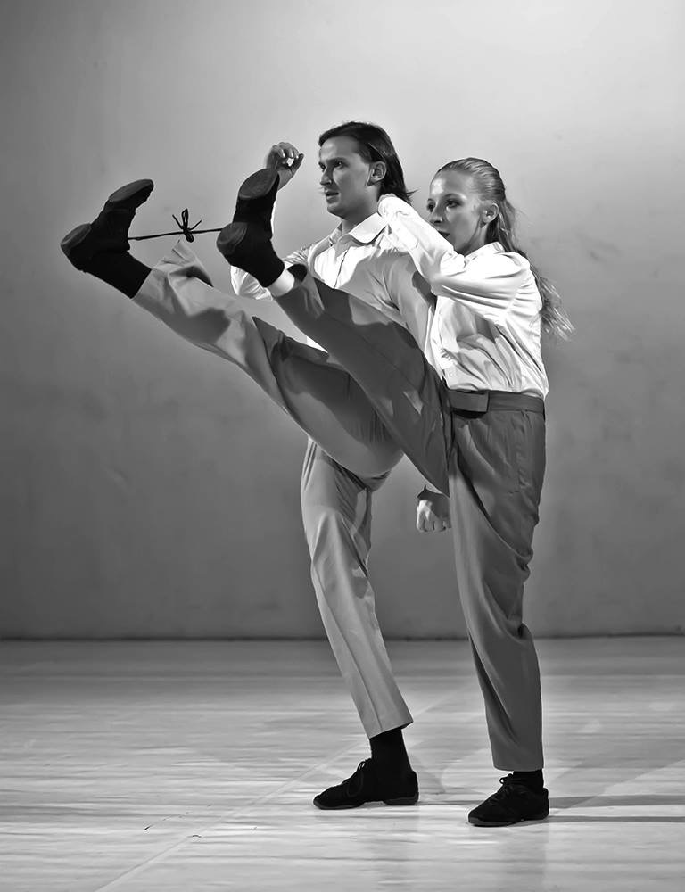 dariusz nowak, dozado, dor mamalia, polish contemporary dance
