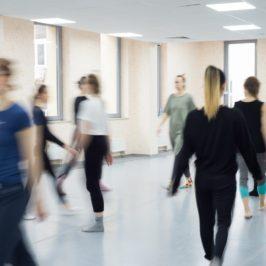 От техники к образу: мартовские мастер-классы contemporary dance в Москве