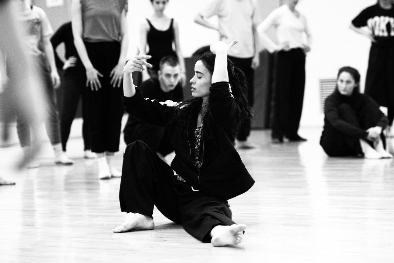 Лали, танцевальный мастер класс