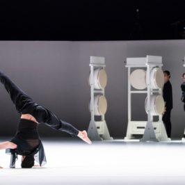 корейский балет, open look 2018