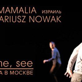 into me see, dor mamalia, dariusz nowak, еврейский музей