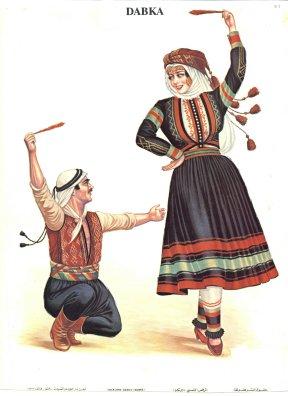 дабка, танец