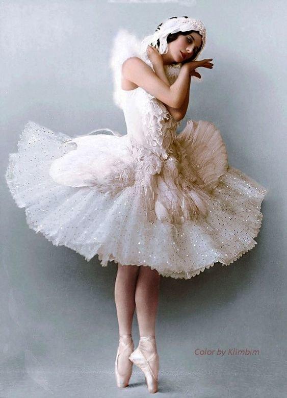 Анна Павлова: танец, ставший полётом