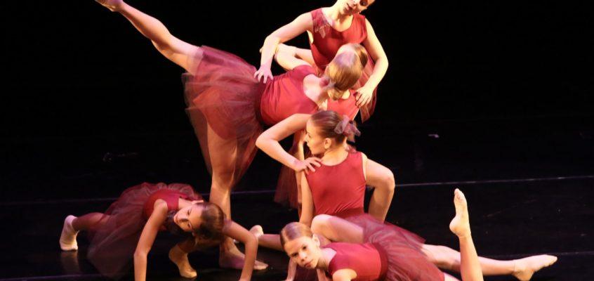 25 лет Театру-студии современной хореографии
