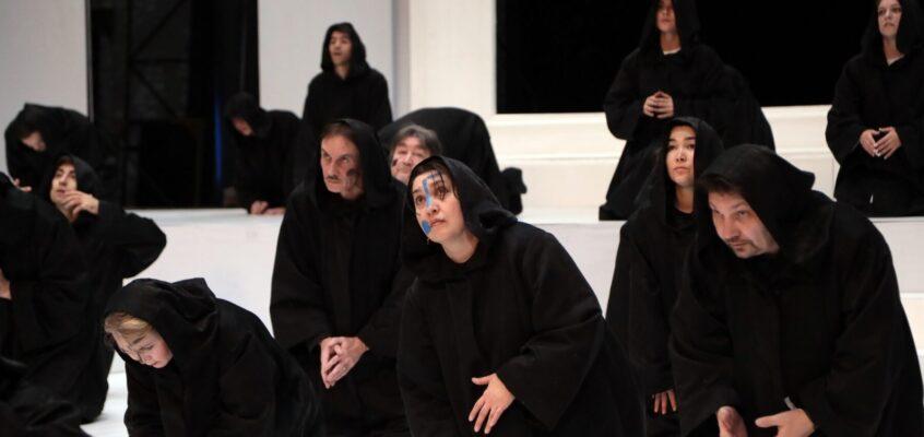 Мировая премьера оперы «Vita Nuova» в Уфе