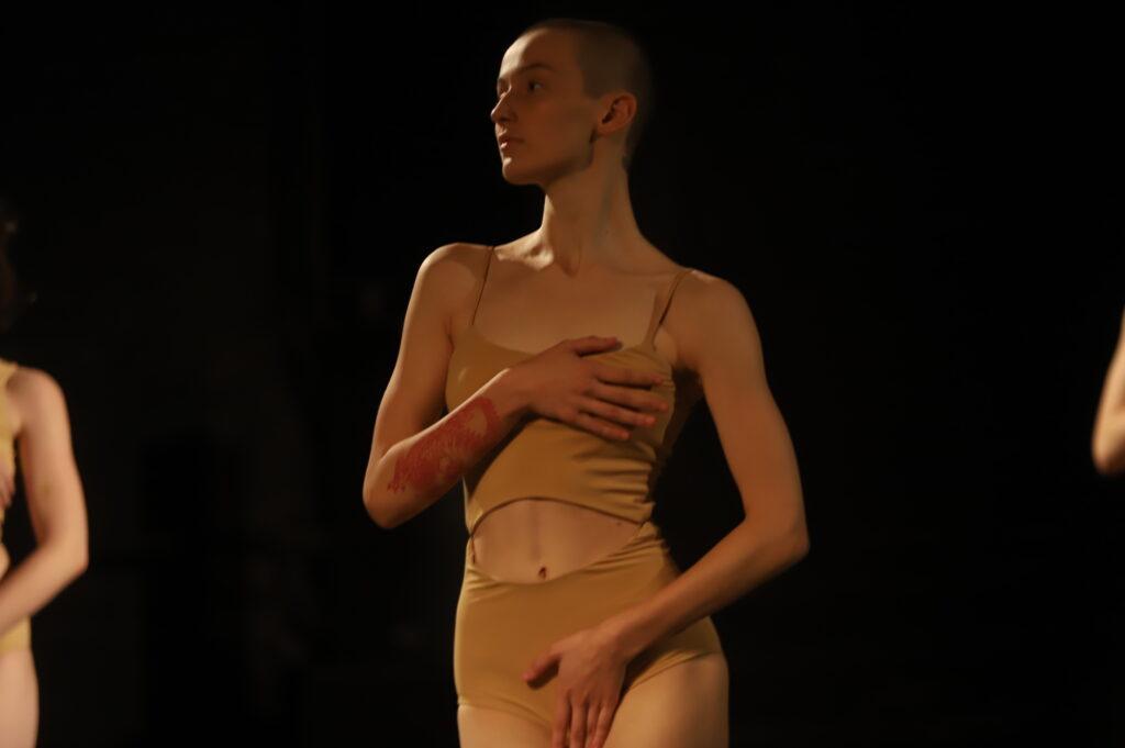 нудисты, танцевальный проект Солянка, Один театр, Краснодар, танец